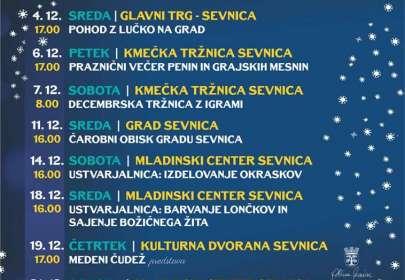Čudežni december Sevnica 2019_
