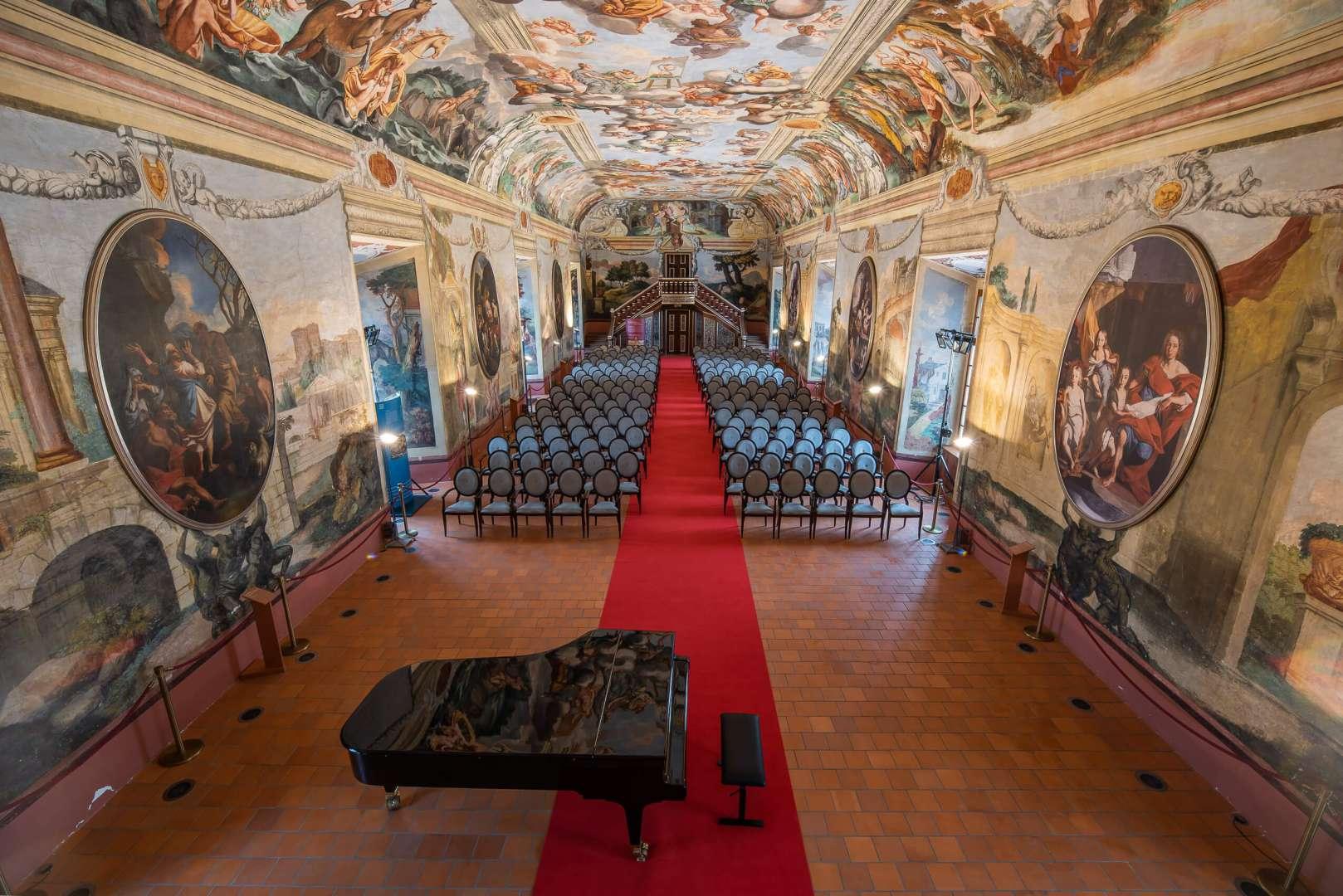 Viteška dvorana Posavski muzej Brežice