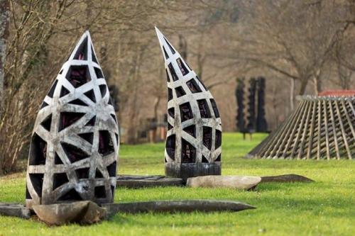 Parco delle sculture Forma Viva, foto Tomaž Grdin